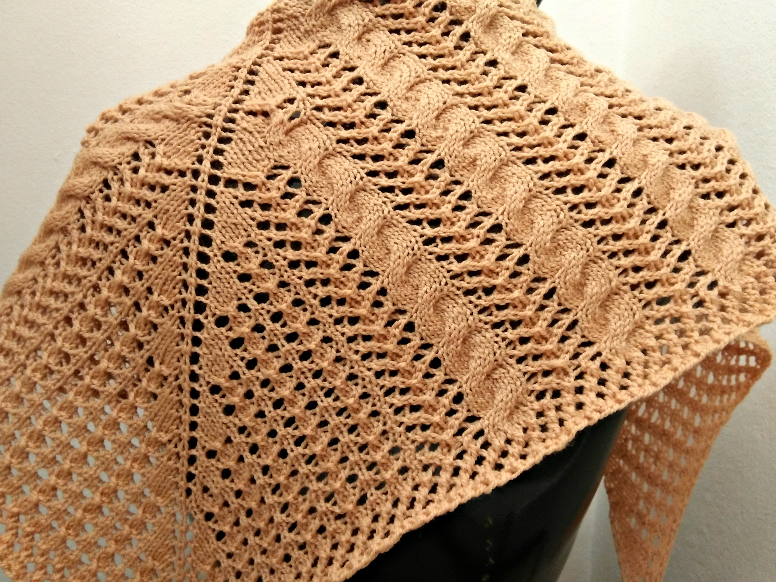 Knitting Lace Patterns Tips : This Man Knits Lace knitting tips, patterns, tutorials ...
